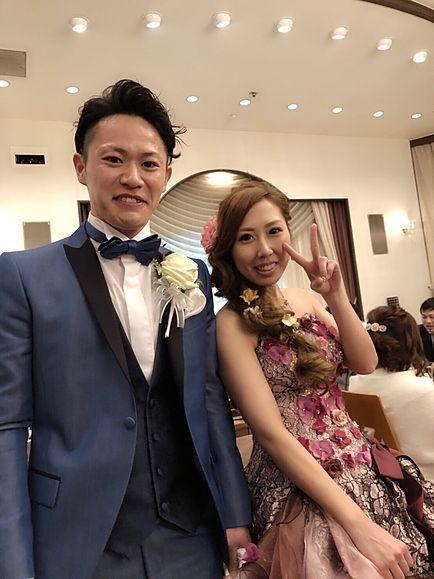 ライラックローズ ブライダルエステ後の結婚式画像222 人生最良の日を最高の状態で迎えて頂くために!先ずは無料カウンセリング付きお試しコースを 最大20%OFFに