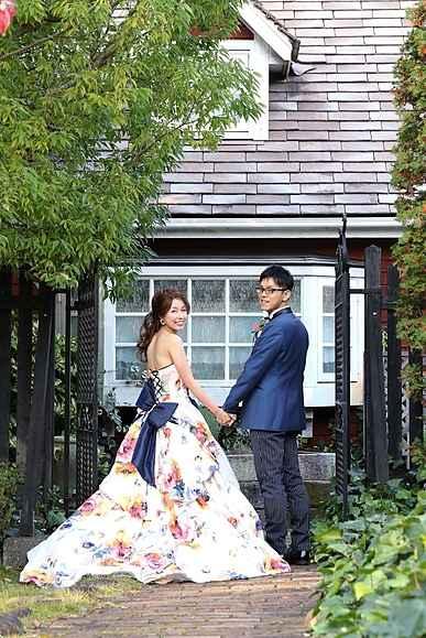 ライラックローズ ブライダルエステ イメージ画像 背中綺麗 結婚式 ドレス 痩身 ダイエット