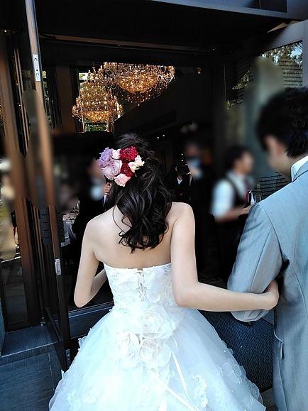 ライラックローズ ブライダルエステ イメージ画像 MR4 背中綺麗 痩身 美肌 美白 花嫁 結婚式