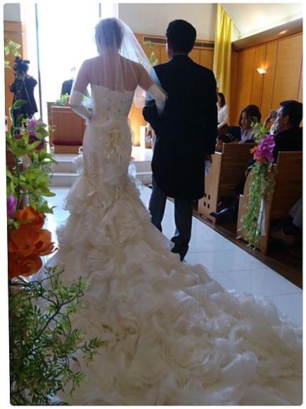 ライラックローズ ブライダルエステ TY1 痩身 マーメイドドレス 背中 綺麗 イメージ画像